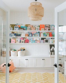 Pretty Playroom Design Ideas For Childrens 05