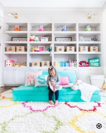 Pretty Playroom Design Ideas For Childrens 13