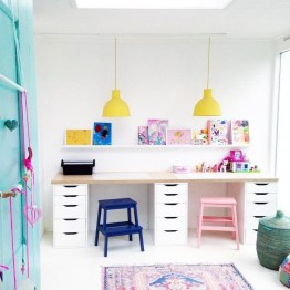 Pretty Playroom Design Ideas For Childrens 14