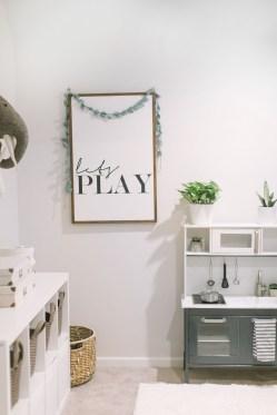 Pretty Playroom Design Ideas For Childrens 15