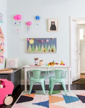Pretty Playroom Design Ideas For Childrens 16