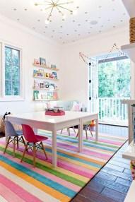 Pretty Playroom Design Ideas For Childrens 19