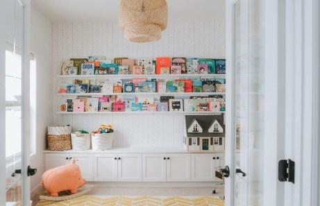 Pretty Playroom Design Ideas For Childrens 33