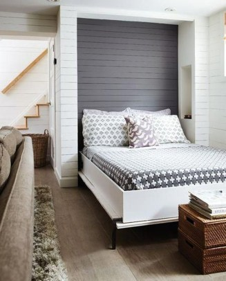 Spectacular Diy Bed Design Ideas That Suitable For Small Space 43