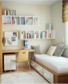 Spectacular Diy Bed Design Ideas That Suitable For Small Space 49