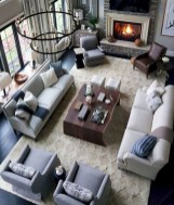 Stunning Living Room Ideas For Home Inspiration 06