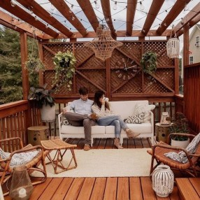 Stylish Gazebo Design Ideas For Your Backyard 25