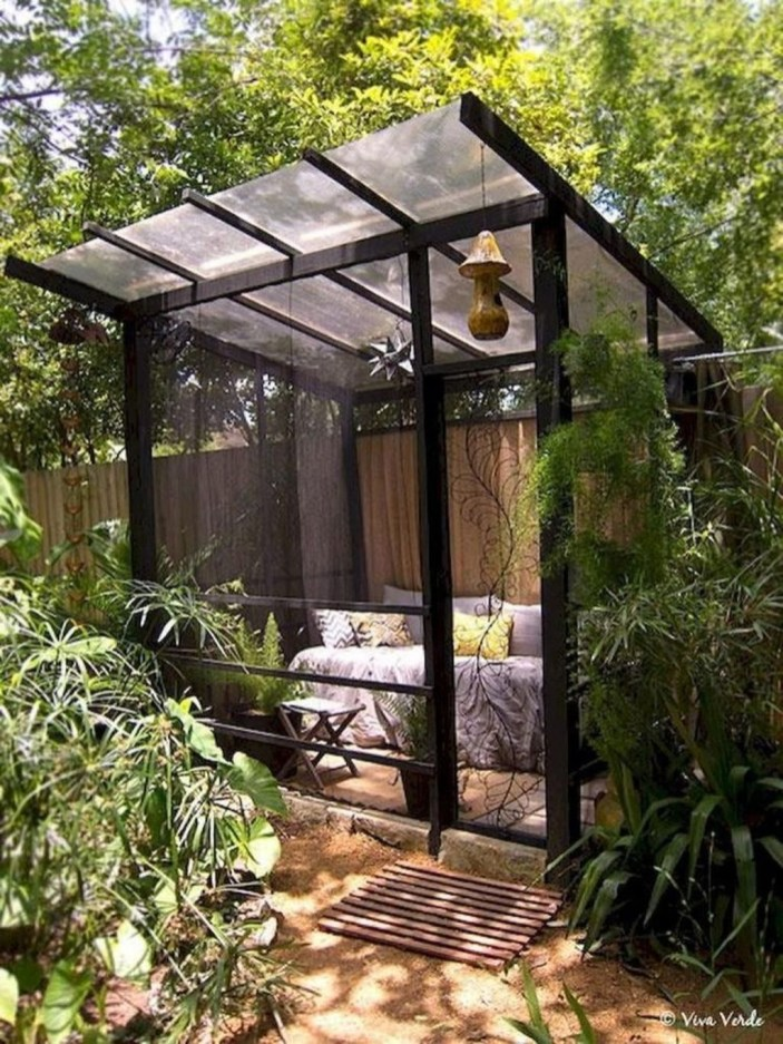 Stylish Gazebo Design Ideas For Your Backyard 50