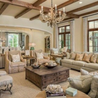 Amazing Country Living Room Design Ideas16