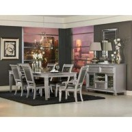 Awesome Dining Room Buffet Table Décor Ideas04