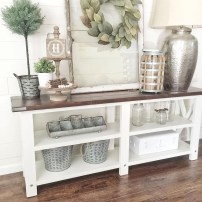 Awesome Dining Room Buffet Table Décor Ideas12