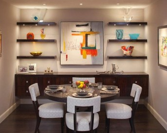 99 Awesome Dining Room Buffet Table Decor Ideas Trendedecor