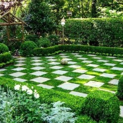 Best Ideas For Formal Garden Design16