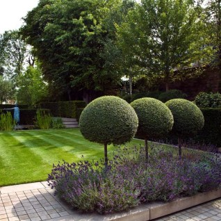 Best Ideas For Formal Garden Design25