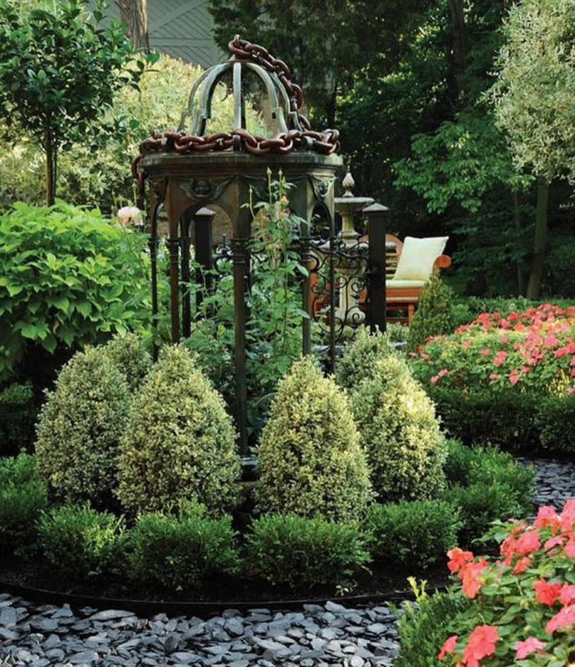 Best Ideas For Formal Garden Design28
