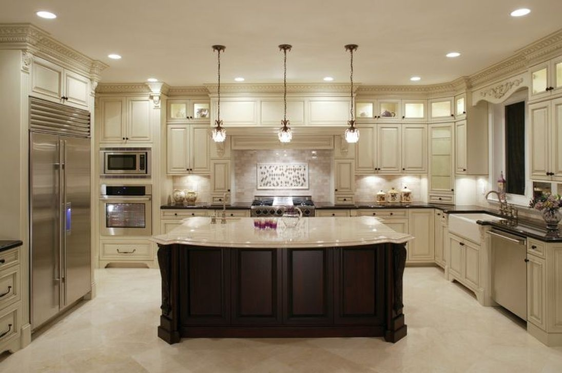 Best Ideas For Luxury Kitchen Design26