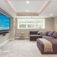 Cool Basement Living Room Design Ideas13