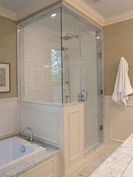 Fabulous Bathroom Shower And Tub Designs Ideas08
