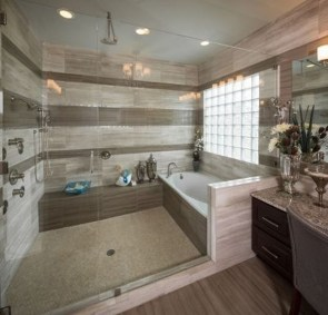 Fabulous Bathroom Shower And Tub Designs Ideas34