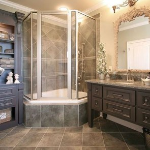 Fabulous Bathroom Shower And Tub Designs Ideas35