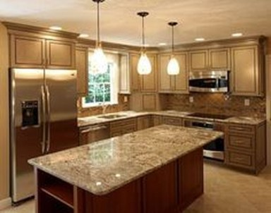Fantastic L Shaped Kitchen Design Ideas07