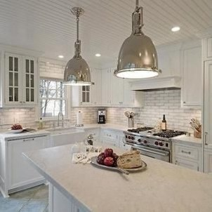 Fantastic L Shaped Kitchen Design Ideas15