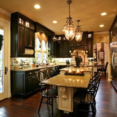 Fantastic L Shaped Kitchen Design Ideas32