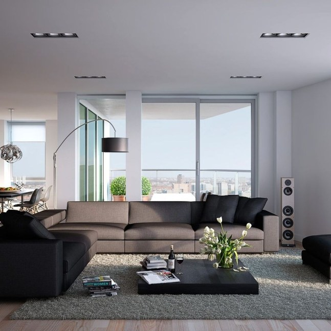 Fantastic Modern Style Apartment Designs Ideas08
