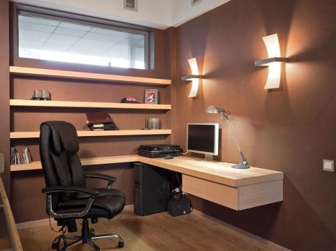 Fantastic Small Office Plans And Designs Ideas23