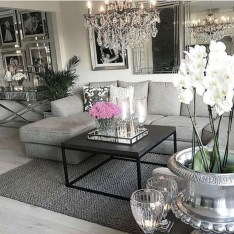 Inspiring Luxury Interior Design Ideas For Living Room30