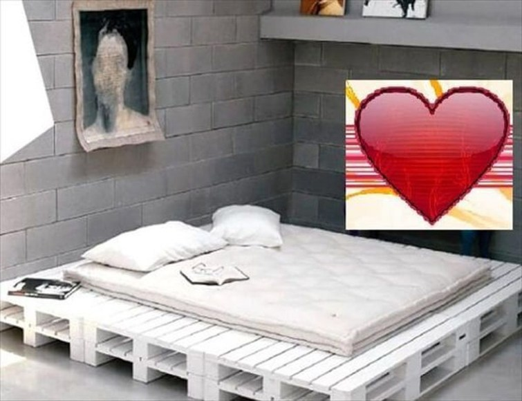 Totally Inspiring Inexpensive Bedroom Décor Ideas06