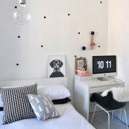 Totally Inspiring Inexpensive Bedroom Décor Ideas11