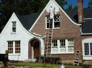 Adorable Brick House Exterior Makeover15