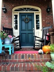 Adorable Brick House Exterior Makeover34