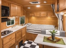 Adorable Vintage Travel Trailers Remodel Ideas13
