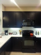 Best Ideas For Black Cabinets In Kitchen17