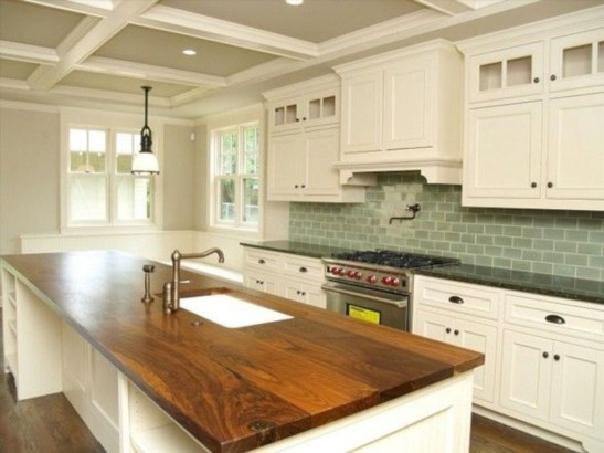 Best Ideas For Kitchen Backsplashes Decor With Pros And Cons21