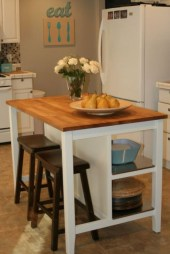 Comfy Kitchen Remodel Ideas For Small Kitchen22