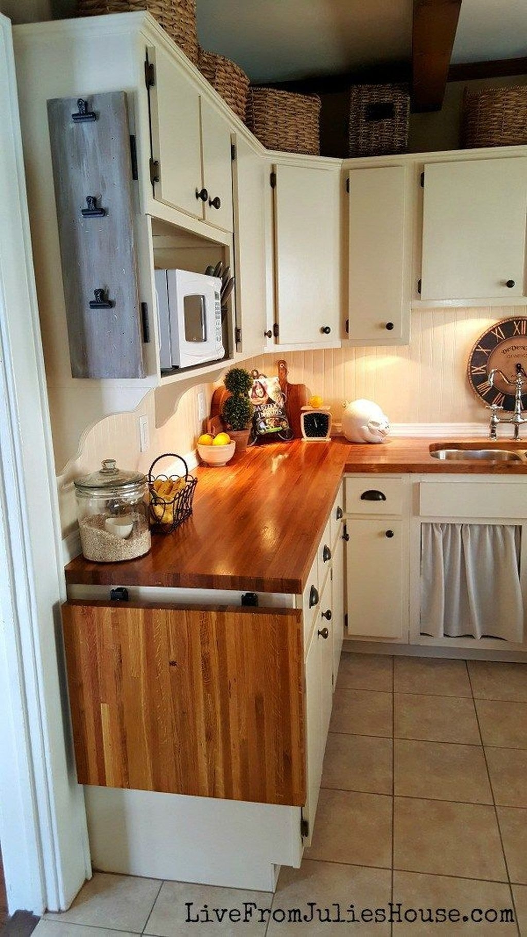 Comfy Kitchen Remodel Ideas For Small Kitchen35