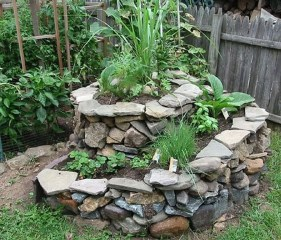 Creative Rock Garden Ideas For Your Backyard04