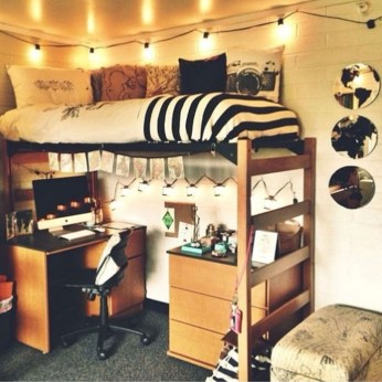 Easy Diy Projects For Your Dorm Room Design11