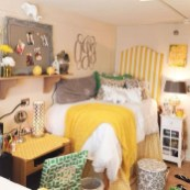Easy Diy Projects For Your Dorm Room Design13