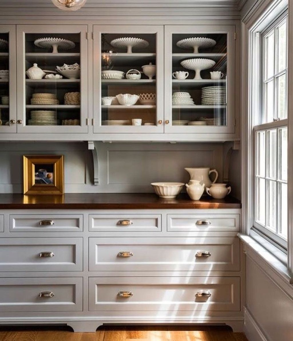 Easy Kitchen Cabinet Painting Ideas17