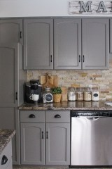 Easy Kitchen Cabinet Painting Ideas31
