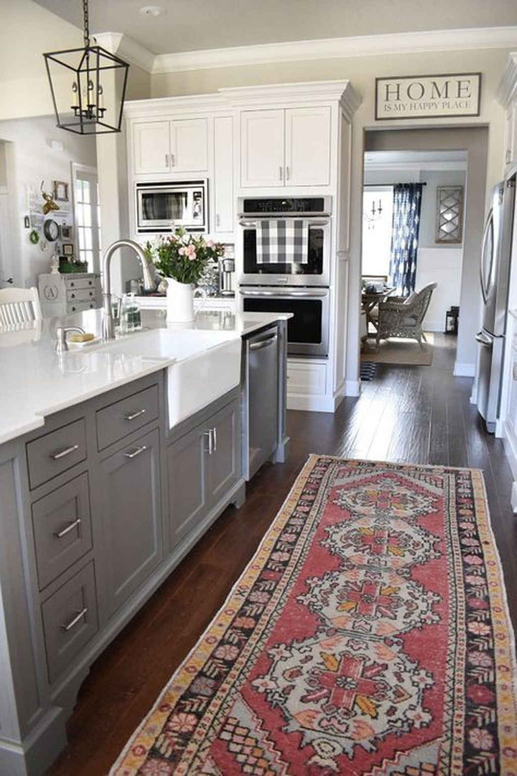 Easy Kitchen Cabinet Painting Ideas35