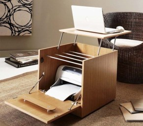 Fabulous Office Furniture For Small Spaces12