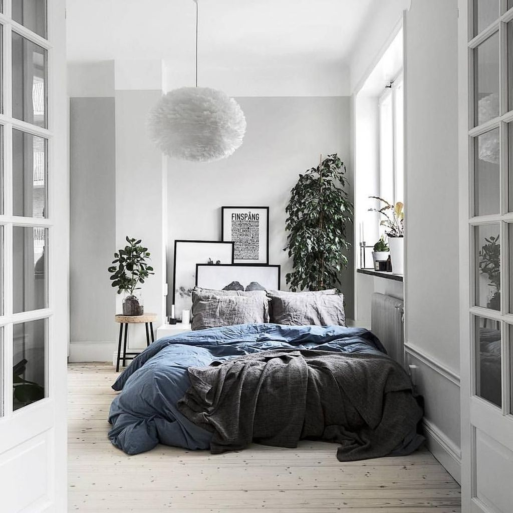 Inspiring Scandinavian Bedroom Design Ideas19