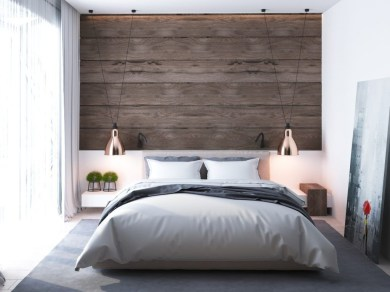 Inspiring Scandinavian Bedroom Design Ideas43