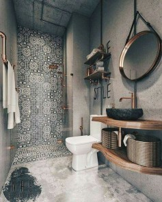 Modern Farmhouse Design For Bathroom Remodel Ideas10