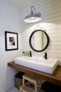 Modern Farmhouse Design For Bathroom Remodel Ideas19